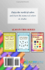Colors (Build Your Arabic Vocabulary) - Back Cover