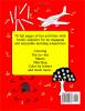 Arabic Alphabet Activity Book: Level 1 (Black/White Edition) - Back Cover